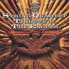 STRING QUARTET TRIBUTE TO THE EAGLES BY TRIBUTE TO EAGLES CD NEW SEALED