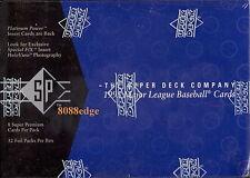 1995 UPPER DECK SP MLB BASEBALL FACTORY SEALED HOBBY BOX: FX HOLOVIEW/ROOKIE/RC