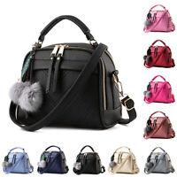 Hot Women's Handbag Leather Shoulder Bag Satchel Tote Purse Messenger Hobo Bags