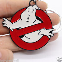 New Extreme Ghostbusters Design Metal Keychain Keyring