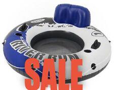 Intex River Run I Inflatable Water Lounge 53-Inch Diameter Raft TubeSALE