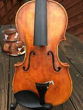 Vintage Used Violin Full Size, Restored