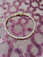 Original PANDORA Armband 590719 18cm Silber + Geschenkbox