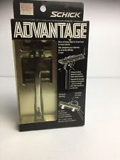 Vintage Schick Advantage Razor New in Package