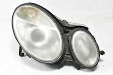 03-06 Mercedes W211 E500 E320 Right Passenger Side Halogen Headlight Lamp  OEM