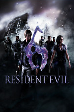 Resident Evil 6 - Region Free Steam PC Key