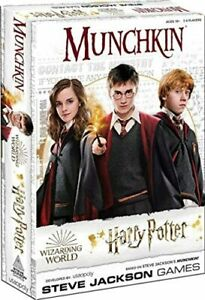 Munchkin Harry Potter Edition Card Game