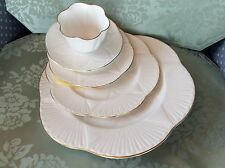 REGENCY -by SHELLEY -  FIVE PIECE SETTING - EXCELLENT COND
