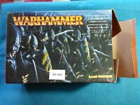 Warhammer - Dark Elves - Warriors Regiment Bits - WF464