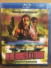 Dead Hooker in a Trunk Blu-ray HorrorPack Limited Edition #19 NEW SEALED