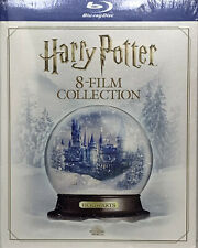Harry Potter: 8-Film Collection  (Blu-ray-8 Discs) NEW, SEALED, 2020 RELEASE