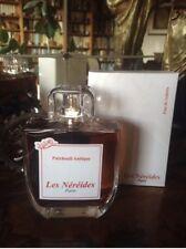 § Rare!Les Nereides Patchouli Antique EDT 100ml Old Edition White Label