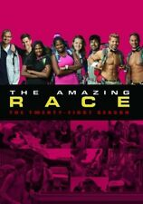 THE AMAZING RACE 21 (2012) Fabulous Beekman Boys  US TV Season Series NEW DVD R1