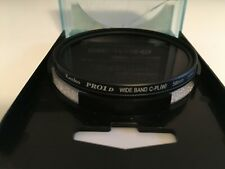Kenko 58mm PRO1 D Wideband C-PL (W) Digital-Multi-Coated Polarizing Filter