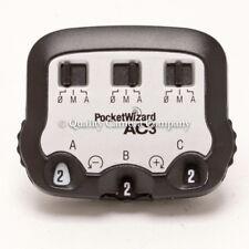 PocketWizard AC3 Zone Controller for Canon - 3 ZONE CONTROL E-TTL/MANUAL