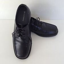 Mens Black Knightbridge US Size 10.5 Wide Shoes Dress / Casual Oxford