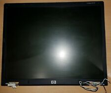 HP NC6120 Complete screen assembly, lid, bezel, screen, hinges, wiring, wi fi
