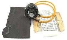 Complete Airbag Set Bypass Resistor Ohm Finder Emulator Garage Repair Tool Kit