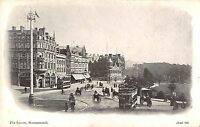 BR74833 the square bournemouth tramway tram chariot  uk