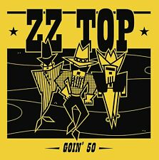 ZZ Top ‎– Goin' 50 [2019, Audio CD] New Sealed