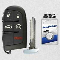 Replacement Smart Remote Key Fob 3Button for 2011-2013 Dodge Journey M3N40821302