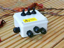 3 way Toggle Switch for Ponds/ Outdoor Use - IP56 - BNIB