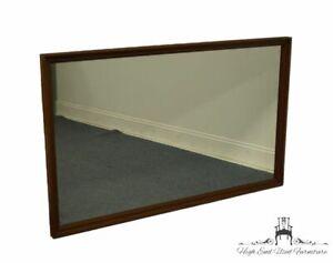 "ETHAN ALLEN Georgian Court Solid Cherry 56"" Dresser / Wall Mirror 11-5100 - S..."