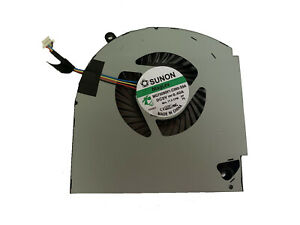 Cpu Cooling Fan for Dell Alienware 17 R4 17 R5 Series MG75090V1-C060-S9A