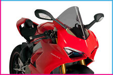 Puig Cupolino Racing Ducati Panigale V4 Speciale 2018-2019 fume scuro