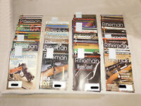 LOT of 48 ISSUES of NRA ~ American Rifleman Magazines ~   2003 - 2011