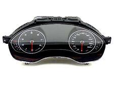 original Audi A6 4g 3,0Tfsi Gasolina Panel Instrumentos Night mirada 4g8920931d