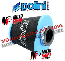FILTRO ARIA SPORT APERTO AIR BOX POLINI BIG EVO DM 48 PER CARBURATORE PWK 28 30