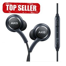 AKG Headphones Earphones For Samsung Galaxy s8 s9 s9 Plus All Note With Mic.