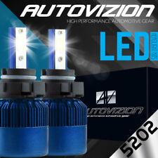 AUTOVIZION LED 6000K Foglight kit 5202 12086 H16 Chevrolet Suburban 2014-2014