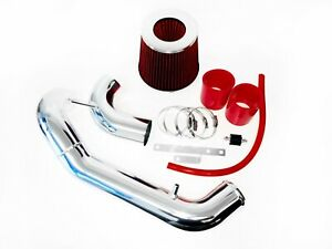 RED For 1995 1996 1997 1998 1999 Dodge Neon 2.0L L4 Cold Air Intake Kit