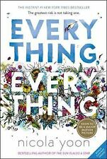 Everything, Everything by Nicola Yoon (2017, Paperback)