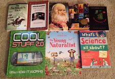 Lot of 8 Sonlight Core G Books - lot of 8 including science