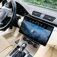 "2DIN Android 9.0 Tesla style universal mode 12.8"" Car radio GPS  navigation"