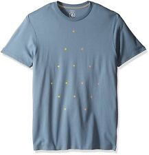 Volcom Rotate SS Men's T Shirt LARGE NWT Organic Cotton