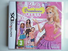 Barbie Dreamhouse Party Jeu Vidéo Nintendo DS