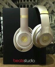 Beats Studio 2.0 Wired Over-Ear Headphones -  Champagne / Gold
