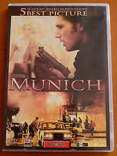 Munich Dvd Pal Format Region 2 Jeffrey Wright, Geoffrey Rush, Eric Bana