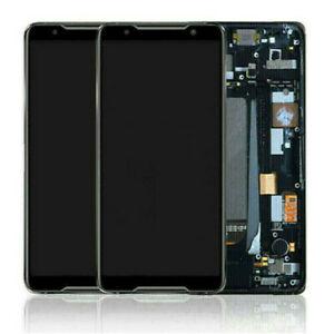 OEM Fr ASUS ROG 1 2 3 ZS600KL ZS660KL ZS661KS ZS661KL LCD Touch Screen±Frame lot
