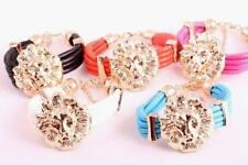 Alloy Bangle Punk Fashion Bracelets
