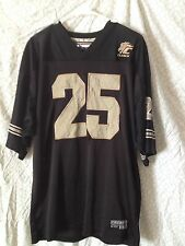 Team Jersey Clench #25 Embroidered Number And Lion Logo On Front/back