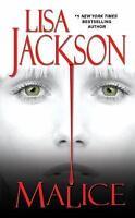 Malice (A Bentz/Montoya Novel) by Jackson, Lisa
