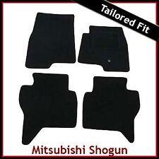 Mitsubishi Shogun SWB Tailored Fitted Carpet Car Mas (2000 2001..2005 2006 2007)