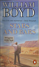 Boyd, William, Stars and Bars, Very Good 1985 FIRST PENGUIN EDITION