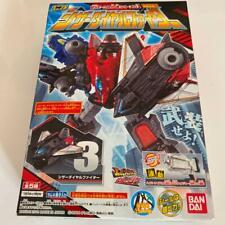 BANDAI Lupinranger VS Patoranger Mini-Pla 03 Complete set of 5 from JAPAN