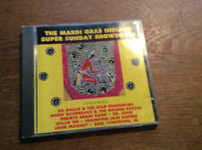 Mardi Gras Indians Super Sunday Showdown [CD Album] Dr. John Bo Dollis Dupree